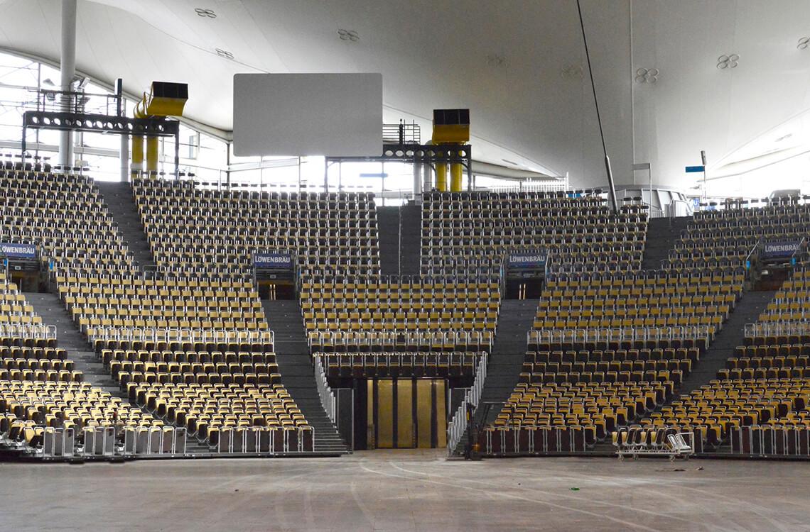 Hotel Munchen Olympiahalle